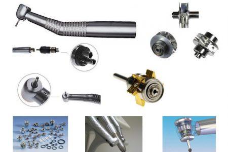 turbinas dentistas - material clínico